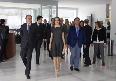 Reina Letizia En Bilbao