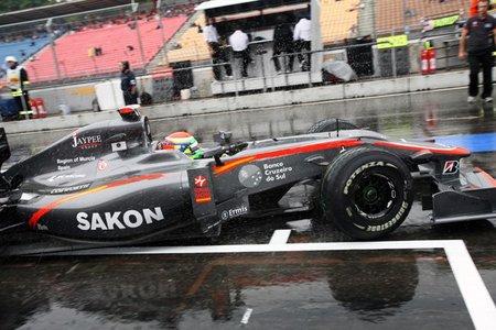 Sakon Yamamoto seguirá al volante de un Hispania F1 Racing Team en Hungría