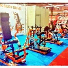 Foto 2 de 24 de la galería fibo-2013-nuevo-equipamiento-para-el-gimnasio en Vitónica