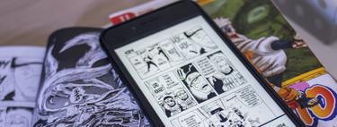 Probamos MANGA Plus, la app para iOS y Android que te permite leer manga gratis desde el móvil