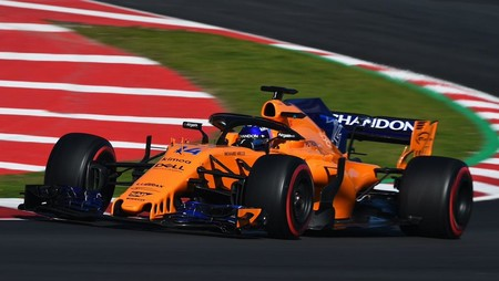 Alonso Montmelo F1 2019