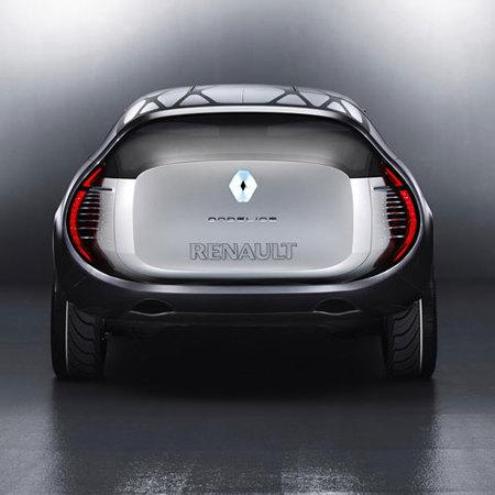 Renault Ondelios, un crossover diferente
