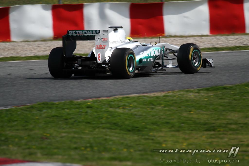 Foto de Entrenamientos Pretemporada 2011 - Circuit de Catalunya (II) - Miercoles (48/50)