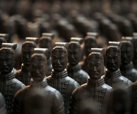 Parque temático del chocolate en Pekín