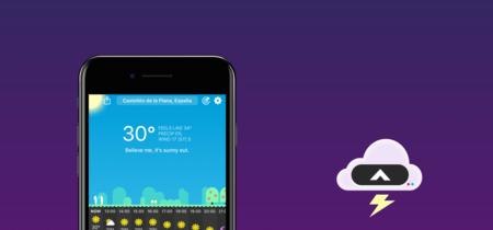 CARROT Weather, la app del tiempo más divertida de todas ahora también es la más precisa: App de la Semana