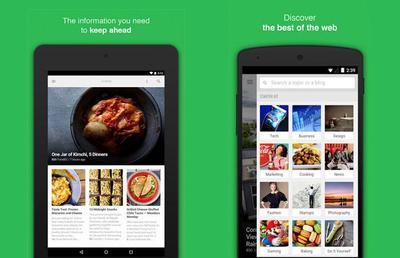 Feedly para Android ahora con Material Design e imágenes en alta resolución