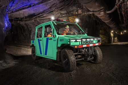 Rokion R100 Battery Electric Truck Jh23