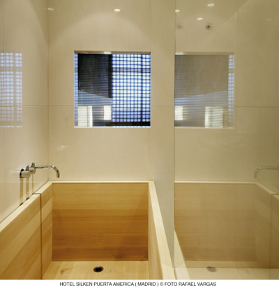 Foto de Hotel Puerta América: Arata Isozaki  (3/11)