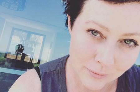 """Shannen Doherty tiene las mejores noticias: después de dos años de lucha, """"estoy en remisión"""""""