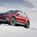 Volkswagen vuelve a la tracción trasera con el Tiguan GTE Active Concept