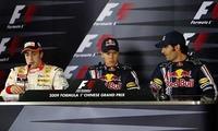 Sorpresa en la clasificación del GP de China