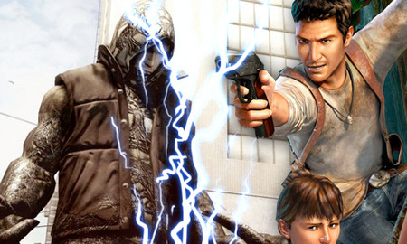 "El 27 de Abril, Sony promete algo ""electrizante""... ¿'InFamous'?, ¿'Uncharted 2: Among Thieves'?"
