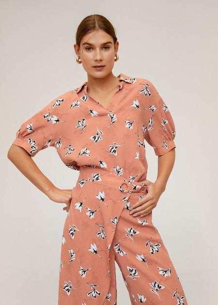 Blusas, camisas y tops de estampado floral