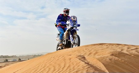 Nacho Sanchis Rally Merzouga Domingo 3