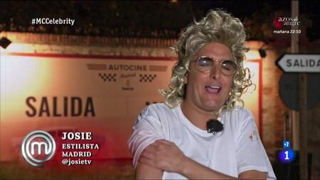 Josie Newton-John se gana la capitanía por ser la mejor Sandy, Juanjo Ballestuko por bailar como Travolta tirando pistachos y sus equipos lo tienen 'Gris' en MasterChef Celebrity 5