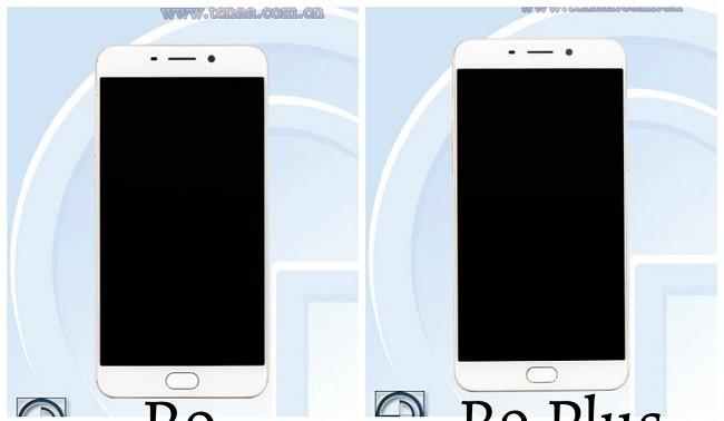 Oppo R9 Vs R9 Plus Frontal2
