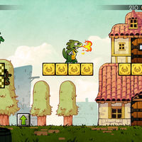 Wonder Boy: The Dragon's Trap deja ver su jugabilidad en un extenso gameplay de 17 minutos