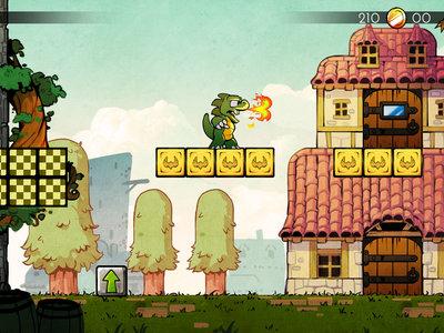 Wonder Boy: The Dragon's Trap deja ver su jugabilidad en un extenso gameplay de 17 minutos