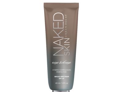 Piel hidratada, perfecta y protegida con el nuevo 'Naked Skin One & Done' de Urban Decay