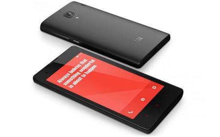 El Xiaomi Redmi 1S en versión WCDMA, disponible por 170 dólares