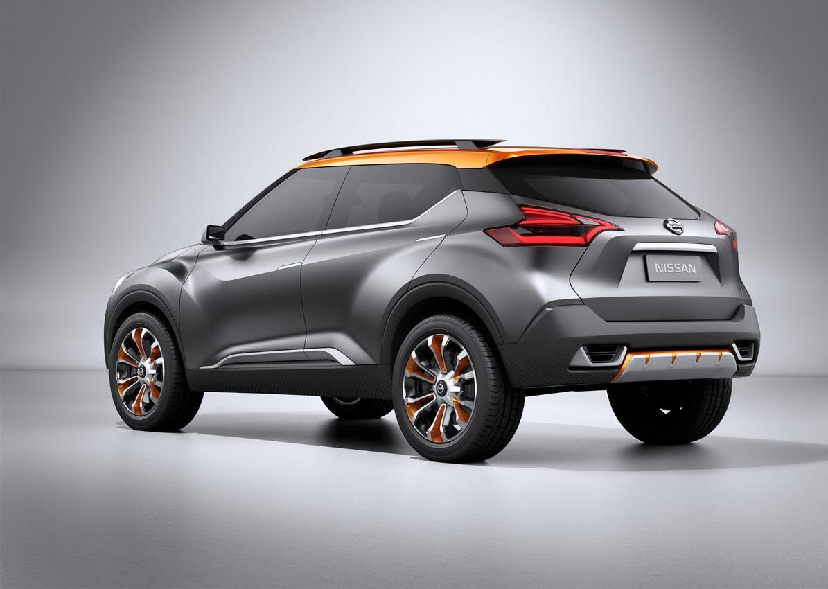 Foto de Nissan Kicks Concept (23/26)