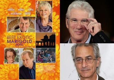 Richard Gere y David Strathairn se suman al reparto de 'El exótico hotel Marigold 2'