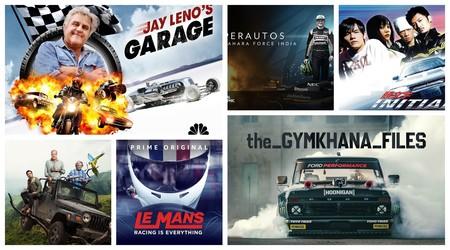Series y películas de autos para sacar ese petrolhead que llevas dentro, pero sin salir de casa