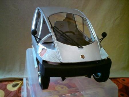 CambYoCar, el primer vehículo eléctrico que se fabricará en Costa Rica