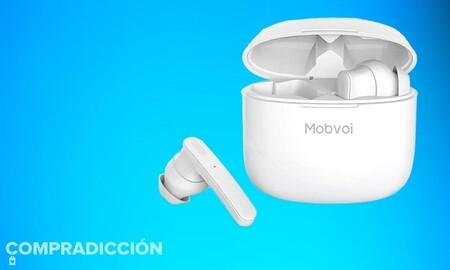 Increíble relación calidad precio en oferta flash: los auriculares true wireless con cancelación de ruido TicPods ANC, sólo hoy en Amazon por 33 euros