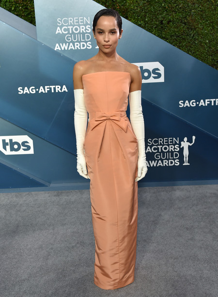 Zoë Kravitz sag awards 2020