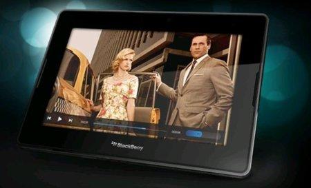 BlackBerry PlayBook llega el 13 de junio a España