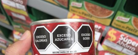 Nuevo Etiquetado De Alimentos En Mexico
