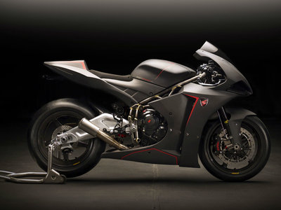¿Una cuasi-MotoGP de calle con 180 cv y 145 kg? Aquí tienes las demenciales Spirit Motorcycles