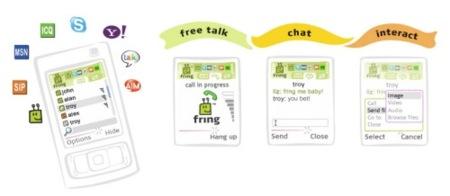 Fring acerca Skype y otros servicios de mensajería a los dispositivos móviles