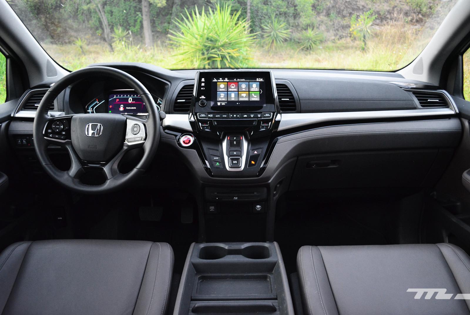 Foto de Honda Odyssey (prueba) (6/18)