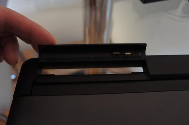 Conector Micro USB y Micro HDMI