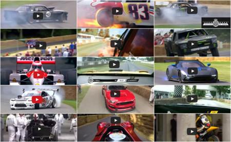 Goodwood Festival of Speed 2015: los mejores vídeos