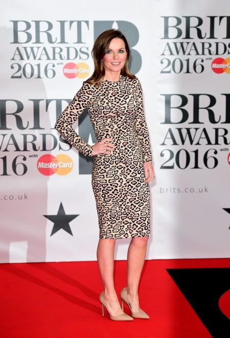 Geri Halliwell Brits 2016