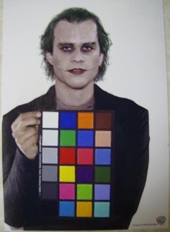 'The Dark Knight': El Joker, Heath Ledger