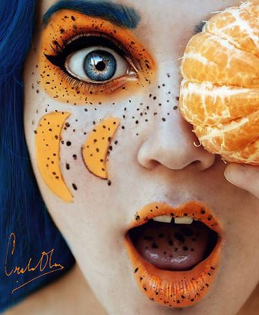Los fabulosos autoretratos de Cristina Otero