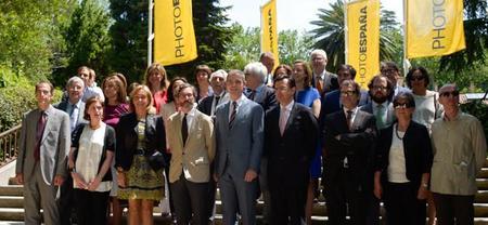 PHotoEspaña da el pistoletazo de salida con el acto inaugural en el Real Jardín Botánico