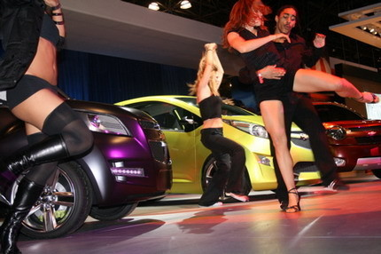 """Presentación """"calentita"""" de Chevrolet en el Salón de Nueva York"""