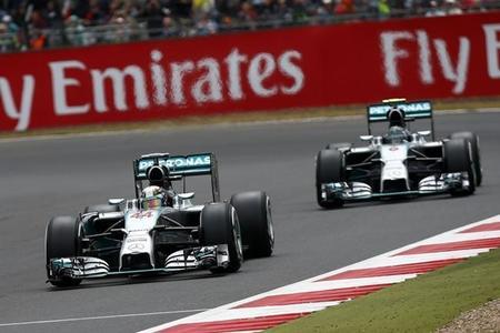 Gran Premio Gran Bretaña: una de cal y una de arena (carrera)