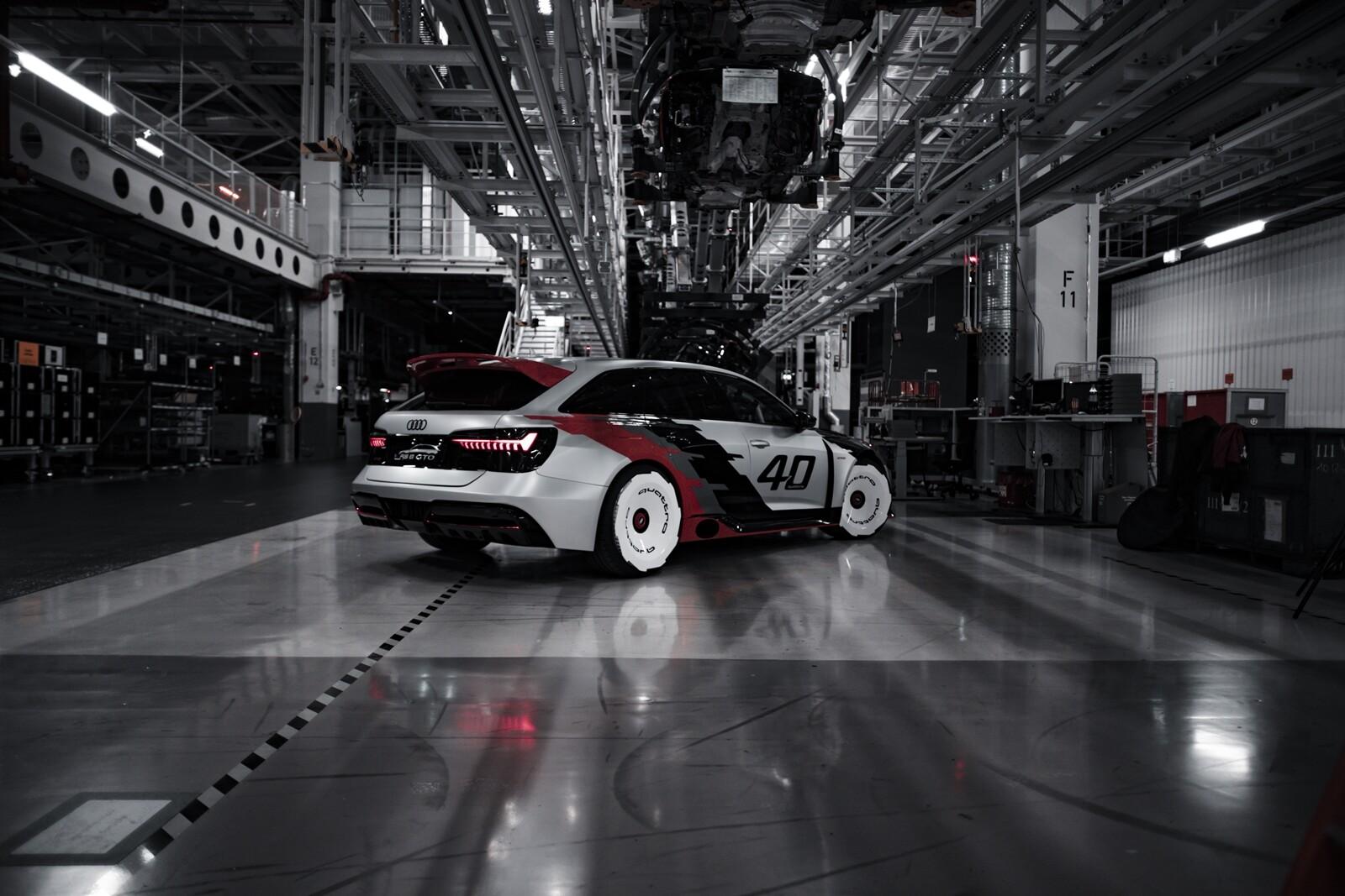 Foto de Audi RS6 GTO Concept (3/15)