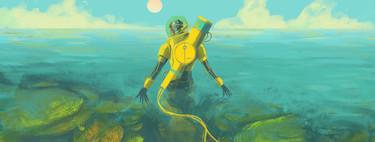 La exploración de In Other Waters no necesita darte recompensas todo el rato para ser fascinante