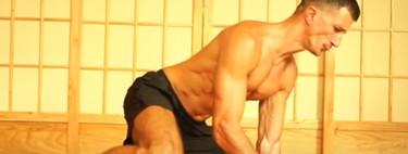 Animal flow para entrenar en casa: aprende a realizar underswitch y trabaja todo el cuerpo sin material
