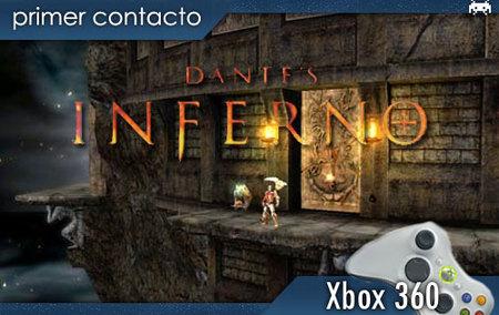 'Dante's Inferno'. Primer contacto