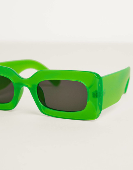 Gafas Sol Bershka Verdes 03