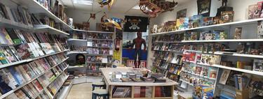 He vuelto a la tienda donde compré mis primeros cómics y jugué mis primeras partidas de Magic hace más de 20 años