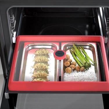 SteamBox, el complemento de Teka capaz de convertir tu horno en un horno a vapor